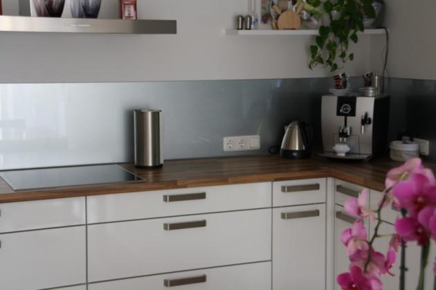 küche wandpaneele edelstahl ~ Logisting.com = Varie Forme di ...